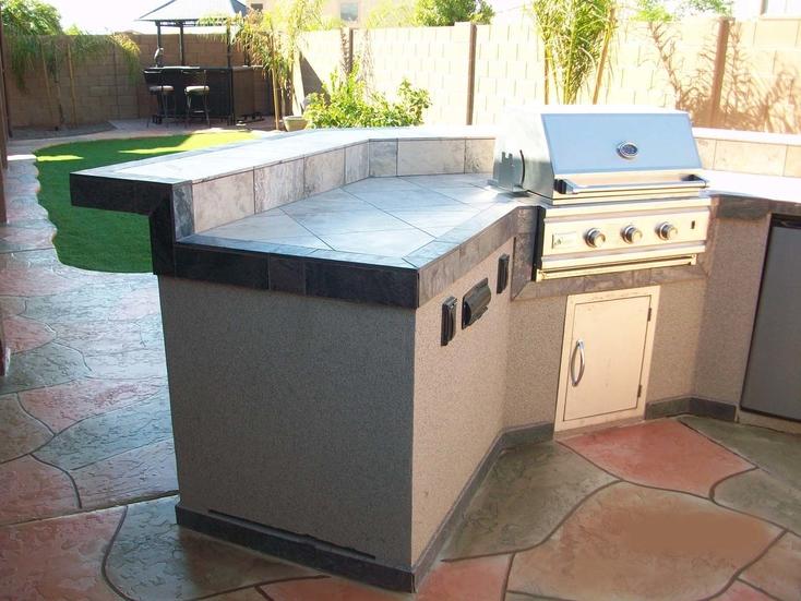 outdoor kitchen contractor roseville california