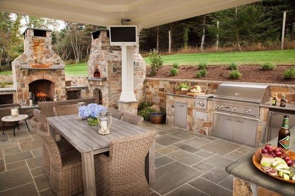 outdoor kitchen roseville